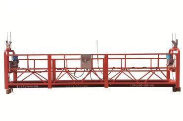કસ્ટમાઇઝ ગોંડોલા ક્રૅડલ ઍક્સેસ સાધનો 30kn સલામતી લૉક